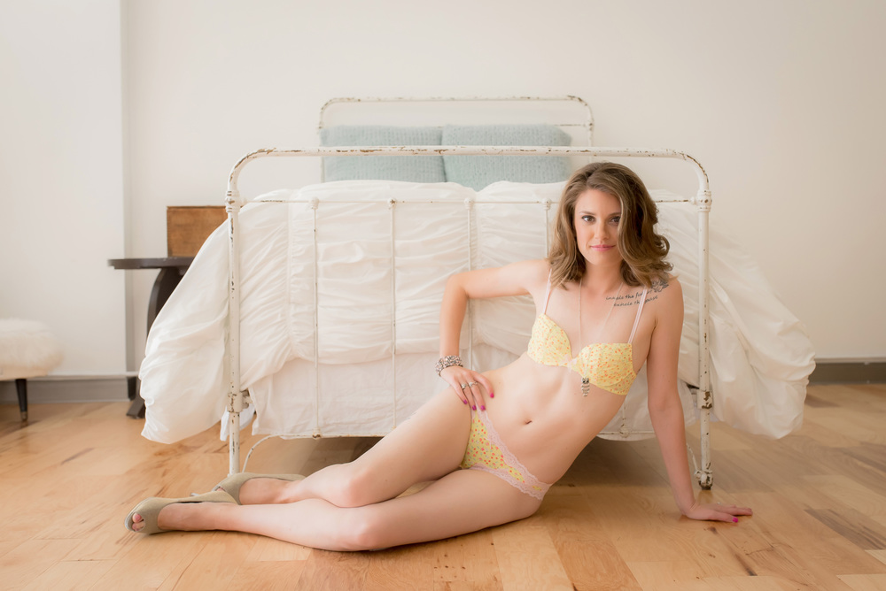 Grand Rapids Michigan Boudoir Portraits