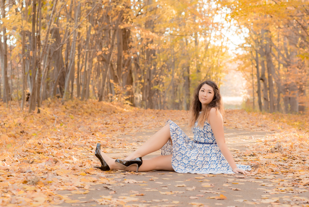 West Michigan Senior Photograph
