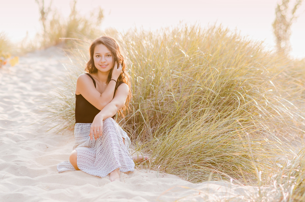 Grand Rapids senior photographs