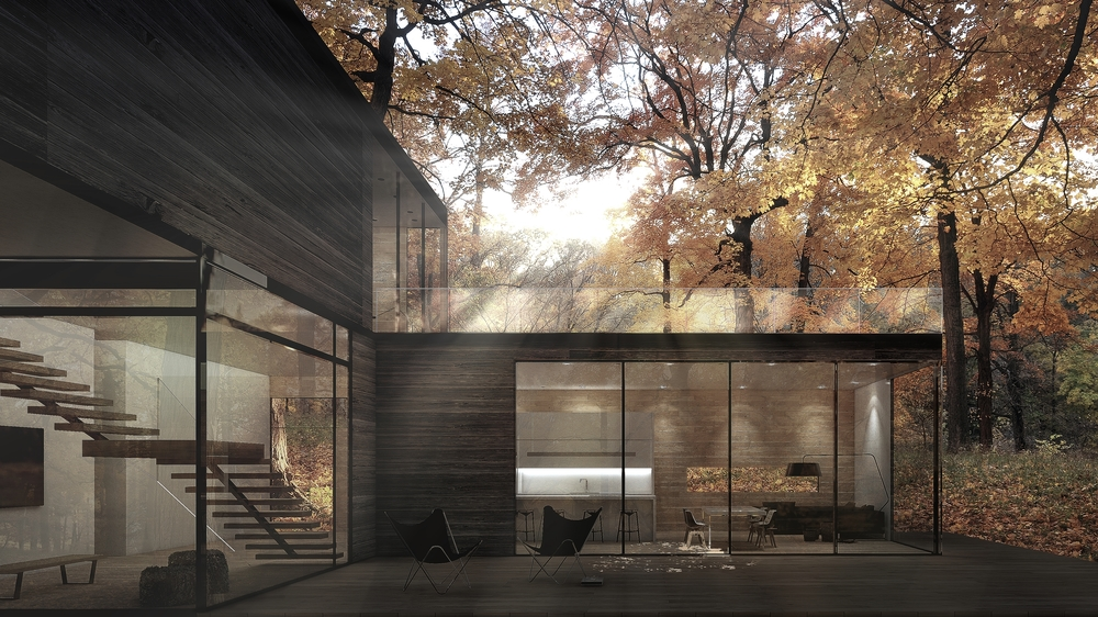 Élaine couture architecture design plans de maison à magog