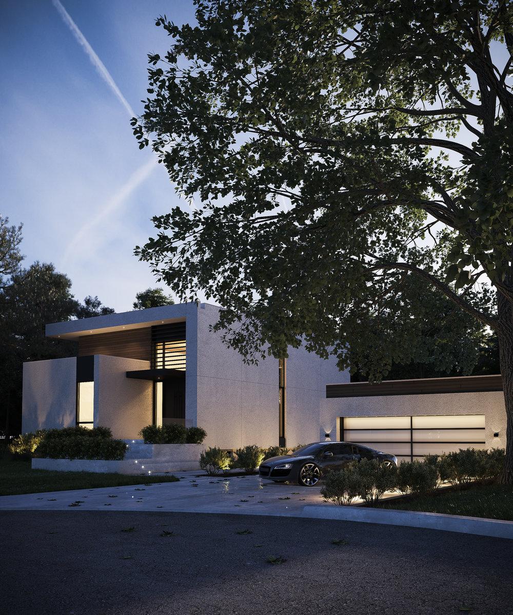 Architecture Vue avant