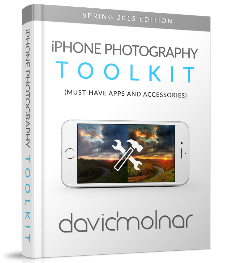 Free iPhone Photography Toolkit by David Molnar