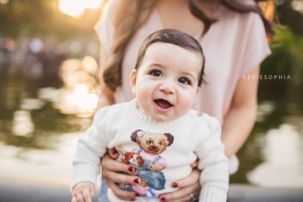 Baby's First Year - milestones