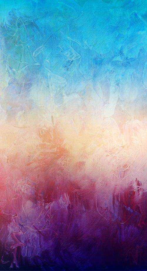Iphone 6 Plus Art Oil Paint Wallpaper Cd31665c