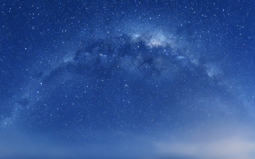 Milky Way Osx Mountain Lion Retina Wallpaper