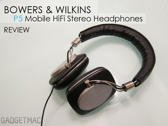 bowers and wilkins p5 headphones review gadgetmac. Black Bedroom Furniture Sets. Home Design Ideas