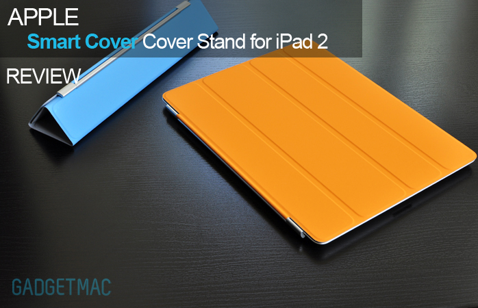 Smart Cover Reviews >> Apple Smart Cover For Ipad 2 Review Gadgetmac