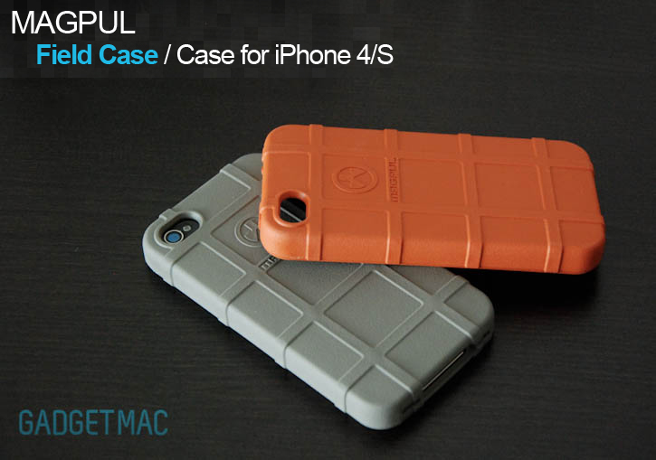 magpul iphone case magpul field for iphone 4s review gadgetmac 7453