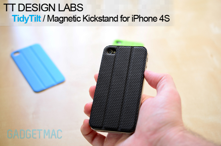 Smart Cover Reviews >> Tidytilt Magnetic Smart Cover For Iphone Review Gadgetmac