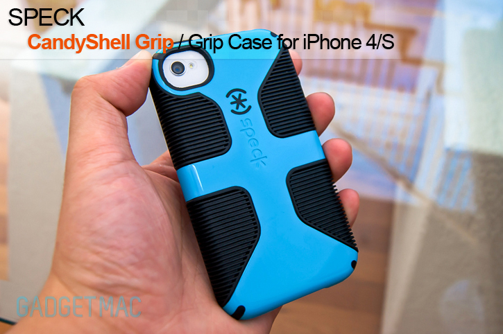 size 40 4ae42 e678b Speck CandyShell Grip Case Review — Gadgetmac