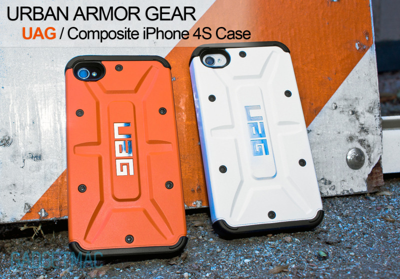 reputable site 2f9f3 251ca Urban Armor Gear UAG iPhone 4S Case Review — Gadgetmac