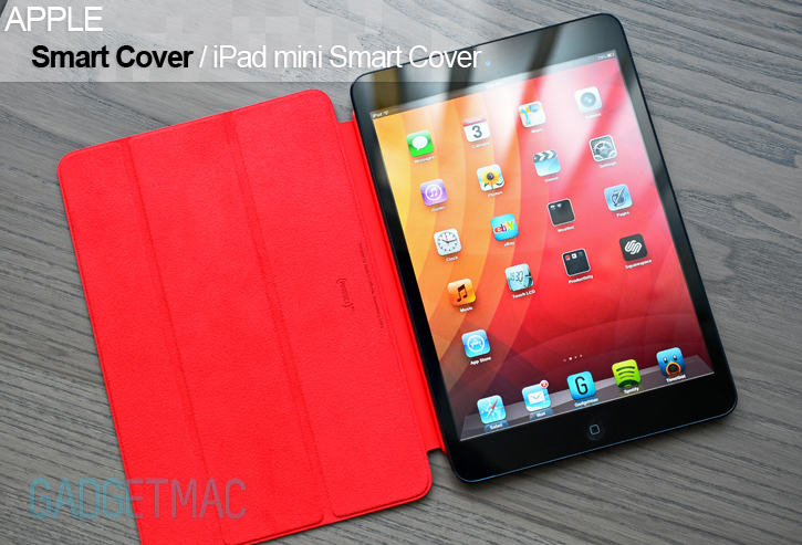 Smart Cover Reviews >> Apple Ipad Mini Smart Cover Review Gadgetmac