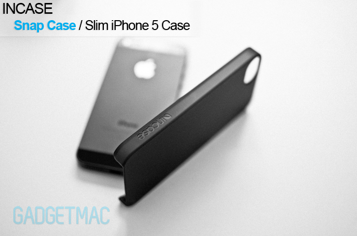 incase snap case for iphone 5 review \u2014 gadgetmac
