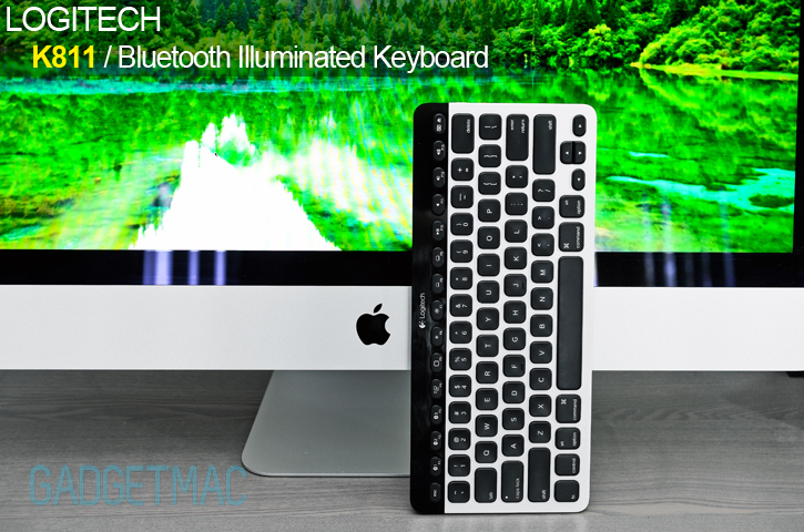 4c012e8c34f Logitech Bluetooth Easy-Switch K811 Keyboard for Mac Review — Gadgetmac