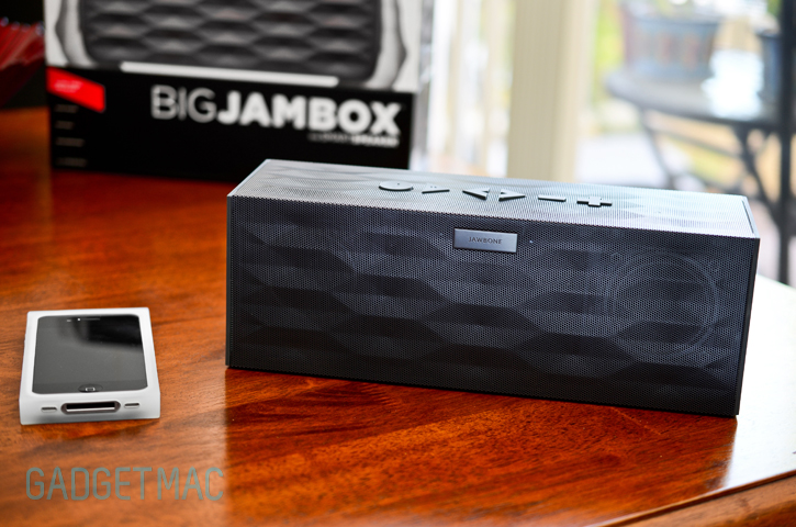 how to make jawbone jambox discoverable