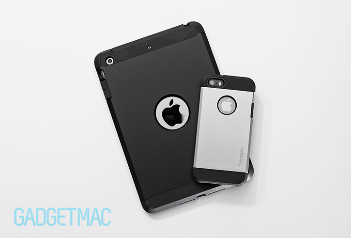 super popular 4ff42 fd248 Spigen Tough Armor Case for Retina iPad mini Review — Gadgetmac