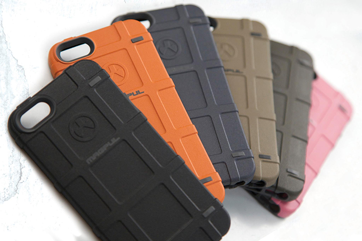 separation shoes 5afbe a71cf Magpul iPhone Bump Case — Tech & Accessory News — Gadgetmac