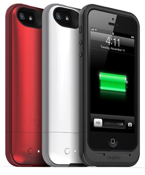 Mophie Juice Pack Plus An Iphone 5 Battery Case With More Power