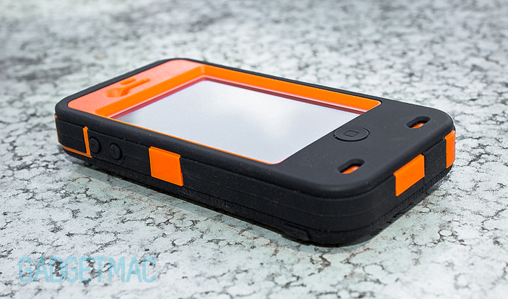 new style 24660 9eecd iBattz Mojo Armor Battery Case for iPhone 4S Review — Gadgetmac