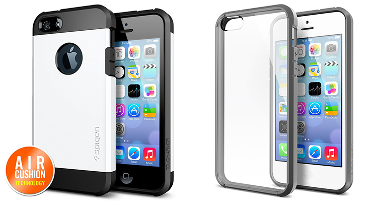 spigen iphone 5s spigen releases iphone 5s cases with air cushion 3998