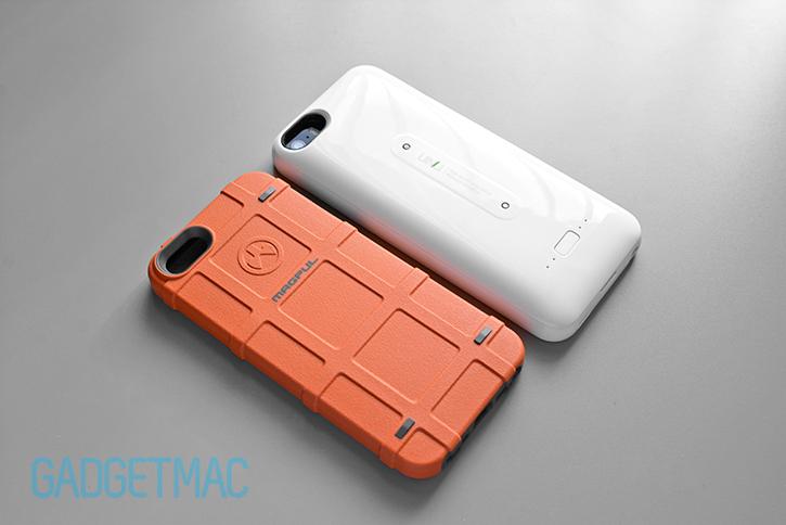 unu_aero_iphone_5s_wireless_charging_battery_case_vs_magpul_bump_case.jpg