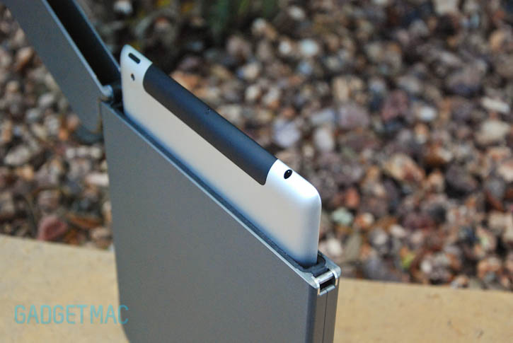 separation shoes 11adb 5b99c Alcase Aluminum Case for iPad 2 Review — Gadgetmac