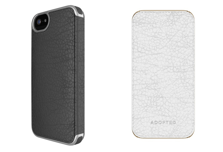 promo code bde2e 38450 Adopted Leather Folio Case Wraps Your iPhone 5S With Compliments ...