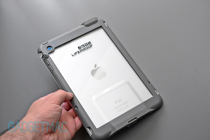 buy popular 0d00b c563c LifeProof Fre iPad mini Case Review — Gadgetmac