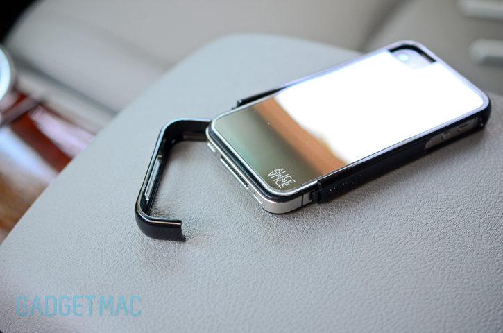 Spigen Linear Mirror Alice, Clockwork Cases for iPhone 4S Review ...