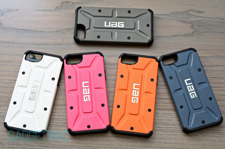 fbd1c057a And inside you'll be treated to a screen protector in case you haven't  applied one onto your iPhone 5 yet to keep your screen scratch-free. The UAG  ...