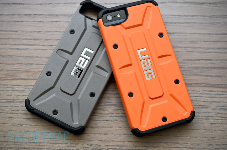 huge discount f2fc1 43f92 Urban Armor Gear UAG Case for iPhone 5 Review — Gadgetmac