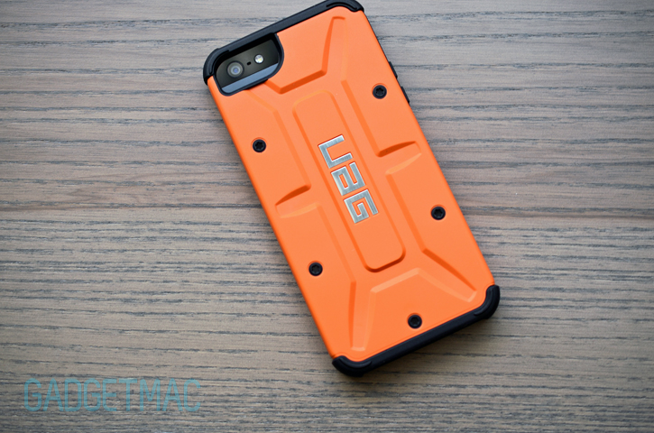 huge discount 7667d 64202 Urban Armor Gear UAG Case for iPhone 5 Review — Gadgetmac