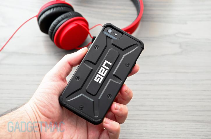 huge discount 578e7 693b4 Urban Armor Gear UAG Case for iPhone 5 Review — Gadgetmac
