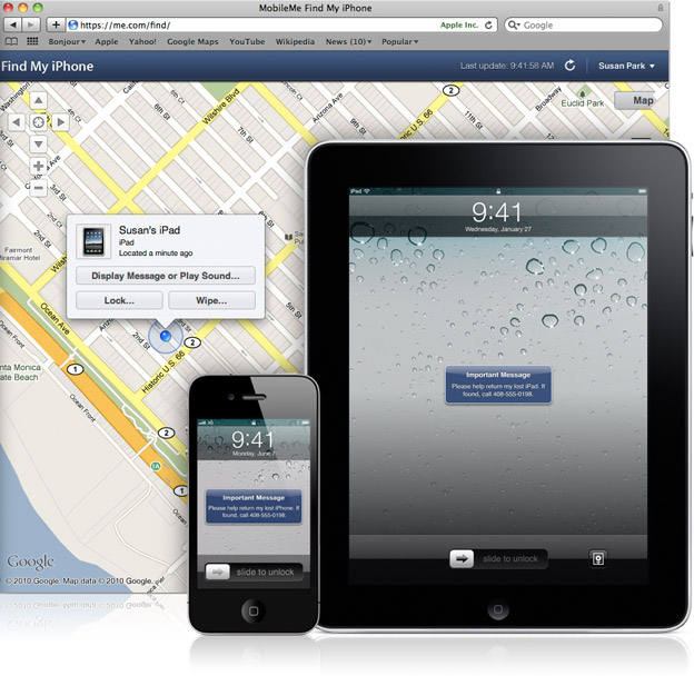 Find My iPhone is Now A Free Service, Find Your iOS Devices