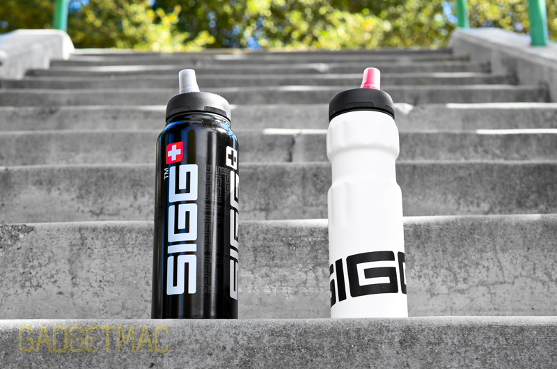 Sigg Sport Bottles With Active Top Hands-On — Gadgetmac