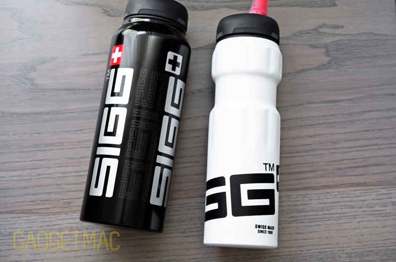 Sigg Sport Bottles With Active Top Hands On Gadgetmac