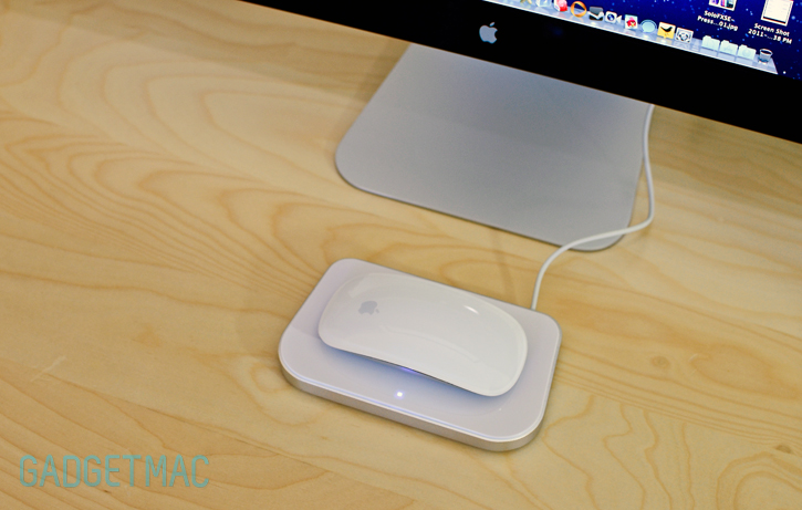 Artwizz Induction Charger Wireless Charger For Magic Mouse