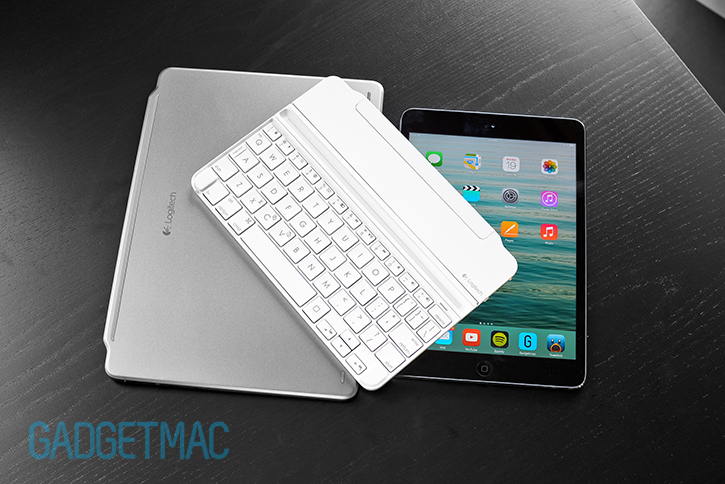 how to use the logitech ipad air keyboard