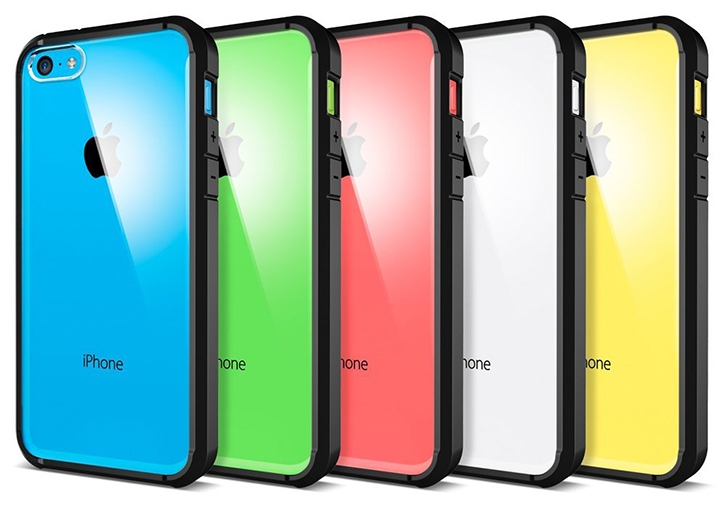 spigen iphone 5c cases ultra hybrid transparent slim cases jpgIphone 5c Colors Cases