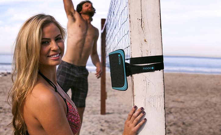 Fugoo Wireless Speaker Redefines Durability Packs Big