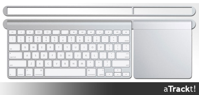 5c4fa49a33d Organizing Your Wireless Keyboard & Magic Trackpad — Gadgetmac