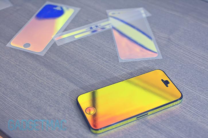 Light Blue Iphone C Case