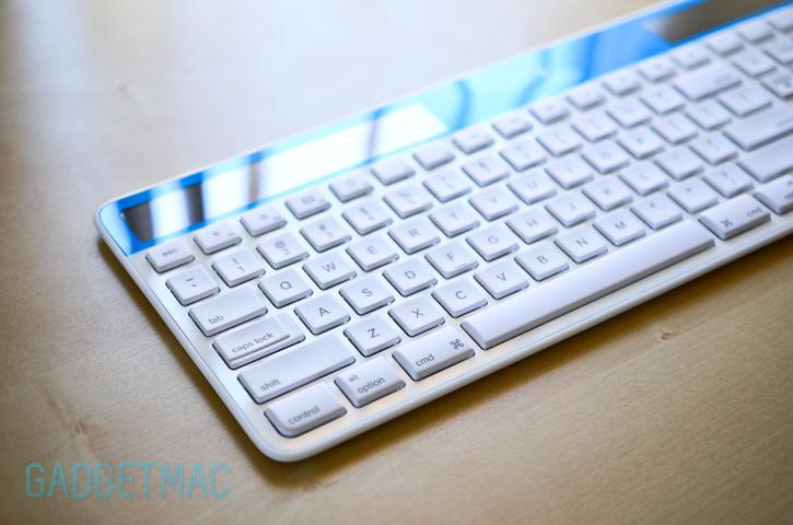 logitech k750 wireless solar keyboard for mac review gadgetmac. Black Bedroom Furniture Sets. Home Design Ideas