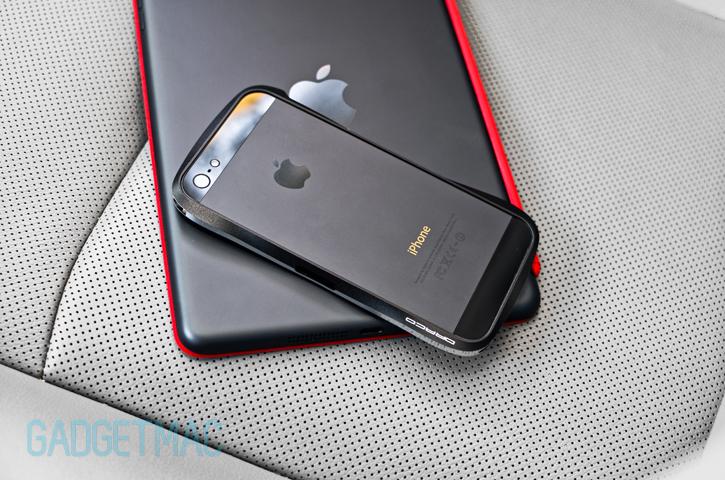 online retailer ed702 916cf Draco 5 iPhone 5 Aluminum Bumper Case Review — Gadgetmac