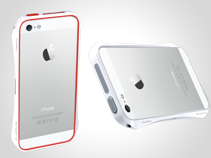 best loved 5011a c37fc Deff Cleave Aero iPhone 5 Bumper Designed In Japan To Look Awesome ...