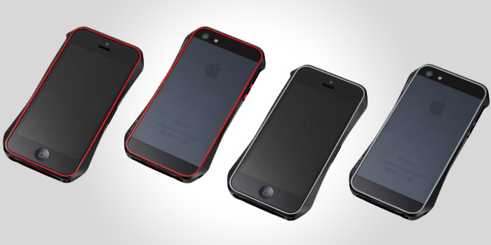 best loved 12097 1f021 Deff Cleave Aero iPhone 5 Bumper Designed In Japan To Look Awesome ...