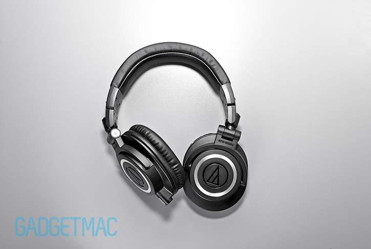 how to clean audio technica m50x