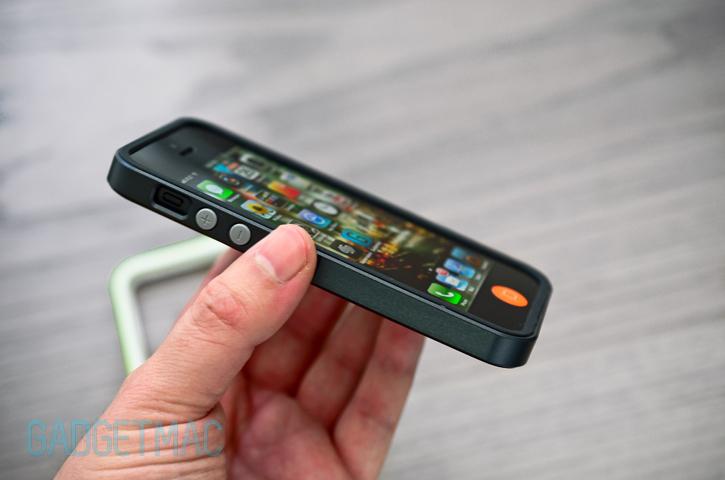 new product caf83 1b105 Spigen Neo Hybrid EX iPhone 5 Bumper Review — Gadgetmac