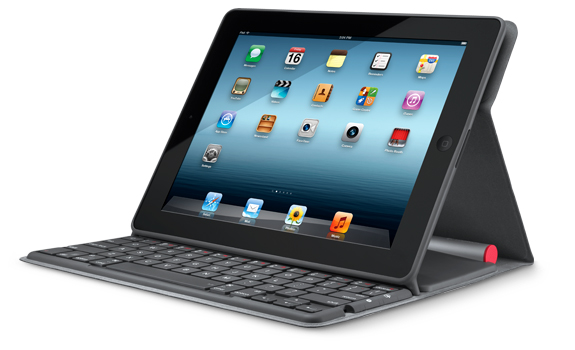 352fe1257b1 It keeps on making keyboards, more for the iPad. After releasing the  Ultrathin Keyboard Cover, Logitech has just introduced its Solar Keyboard  Folio, ...