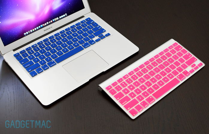 MacBook Air Pink Blue Wireless Keyboard Cover.jpg
